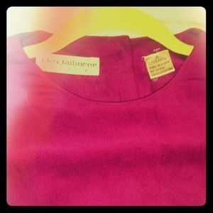 100% Rayon Liz Claiborne Dresses